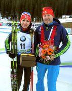 Елена Пидгрушная - спортсмен месяца в Украине