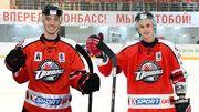 Сотни Никиты Буценко и Виктора Захарова