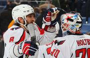 НХЛ. Вашингтон продолжает побеждать. Матчи понедельника