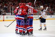 НХЛ. Девятая кряду победа Вашингтона. Матчи среды