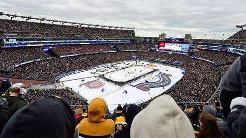 НХЛ. Монреаль громит Бостон в «классике». Матчи пятницы