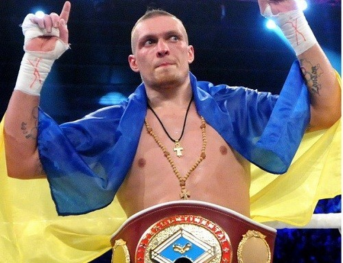Виталий КЛИЧКО: «В 2016 организуем Усику бой за титул»