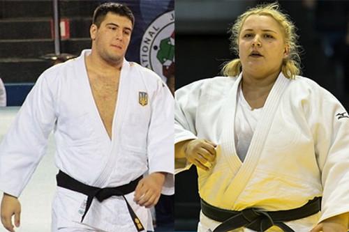 Яков Хаммо и Светлана Яремка – лучшие дзюдоисты Украины