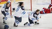 Финляндия обыграла Россию в финале молодежного ЧМ по хоккею