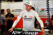 В Force India готовы отпустить Хюлкенберга