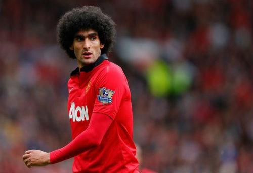 Рома нацелилась на хавбека Манчестер Юнайтед