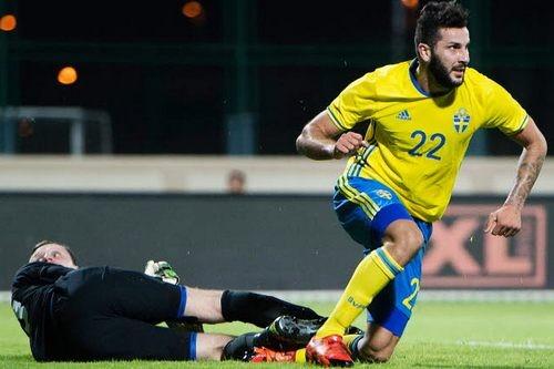 Швеция и Эстония разошлись миром в товарищеском матче