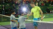 Илья МАРЧЕНКО: «Старался совершенствовать свой теннис»