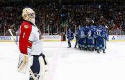 НХЛ. Прерванная серия Флориды. Матчи понедельника
