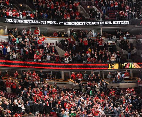 НХЛ. 782 победы Кенневилля. Матчи вторника