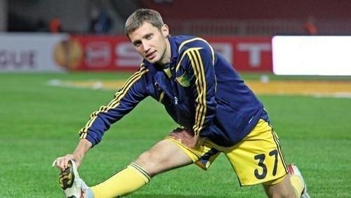 Виталий Бордиян тренируется с Металлистом