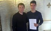 Киевское Динамо подписало молодого игрока Металлурга