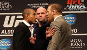 Жозе АЛЬДО: «У Макгрегора слишком много власти в UFC»