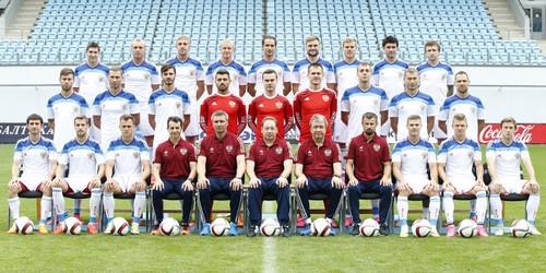 Перед Евро-2016 сборная России проведет сбор в Швейцарии