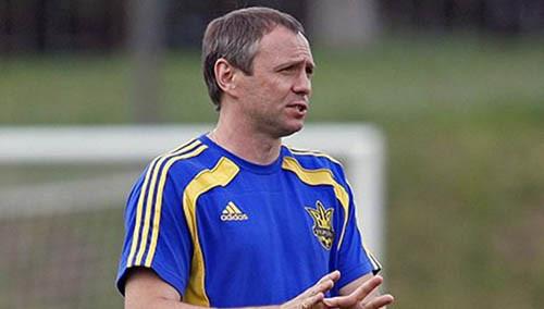 Александр Головко огласил состав на матч против Дании