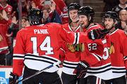 НХЛ. Чикаго повторяет клубный рекорд. Матчи воскресенья