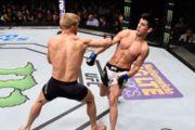 UFC. Доминик Круз отобрал у Диллашоу чемпионский пояс