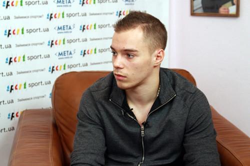 Олег ВЕРНЯЕВ – лучший спортсмен 2015 года в Украине!