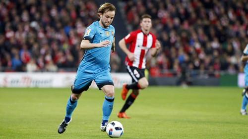 Атлетик уступил Барселоне в первом матче 1/4 Кубка Испании