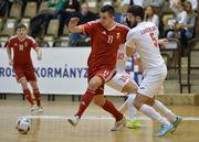 Венгрия в первом контрольном матче обыграла Ливан