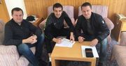 Вячеслав Шарпар перебрался в Казахстан