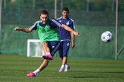РЫБАЛКА: «Футболистам всегда хочется поиграть в квадраты»