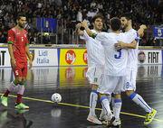 Италия и во втором матче переиграла Иран