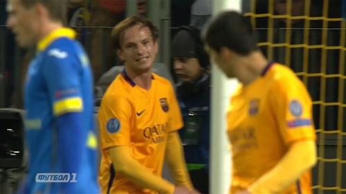 БАТЭ — Барселона. 0:2. Видеообзор матча