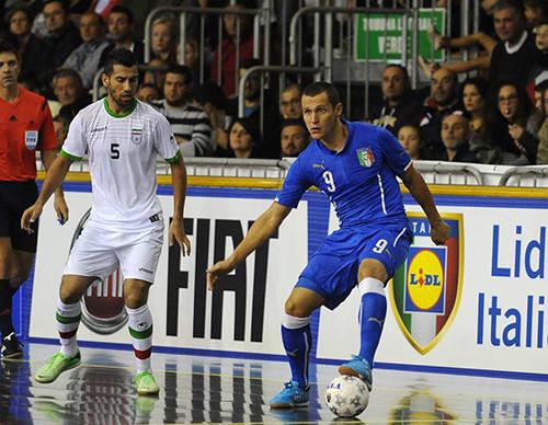 В матче топ-сборных Италия была сильнее Ирана