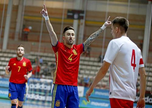 Испания перед Евро катком проехалась по Польше