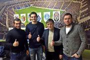 Черноморец подписал троих игроков