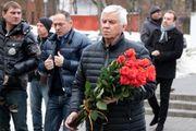 Динамовцы почтили память Валентина Белькевича
