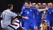 ЧЕ-2016:Италия побеждает Азербайджан теперь уже без разгрома
