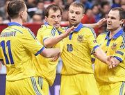 ЧЕ-2016: Украина в стартовом матче обыгрывает Венгрию
