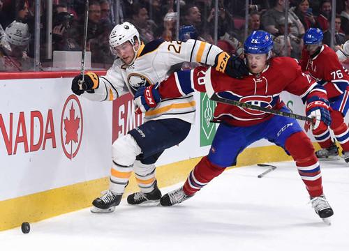 НХЛ. Монреаль продолжает проигрывать. Матчи среды