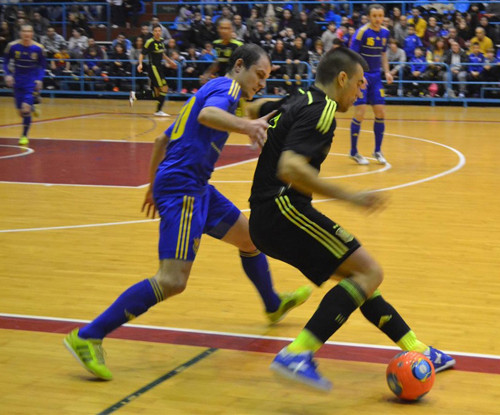 ЧЕ-2016: Украина – Испания. Анонс