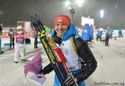 Елена Пидгрушная выиграла спринтерскую гонку в Кэнморе!