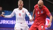 ЧЕ-2016: поздний гол приносит Азербайджану победу над Чехией
