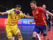 ЧЕ-2016: Украина уступила первое место в группе Испании