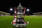 Кубок Англии: даты и пары 1/8 финала