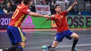 ЧЕ-2016: Испания победой над Казахстаном оформила себе финал