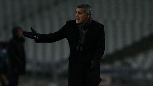 Шенол ГЮНЕШ: «Бешикташ доминировал 65 минут матча»