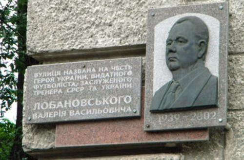 От Лобановского до Кучеревского: спортивные улицы Украины