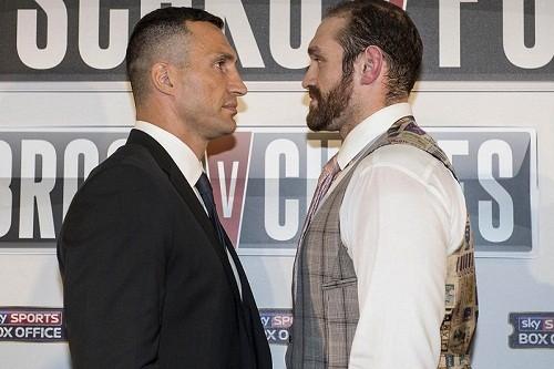 Тайсон ФЬЮРИ: «Вероятно, реванш с Кличко пройдет летом»