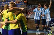 Отбор на ЧМ-2016: Бразилия и Аргентина едут на Мундиаль!