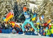 Украина вырывает серебряную медаль в эстафете!