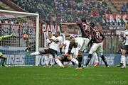 Милан взял верх над Дженоа