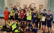 В Донецкой области прошли игры Школьной футзальной лиги