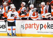 НХЛ. Готисбере продолжает рекордную серию. Матчи вторника