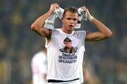 Локомотив накажет Тарасова за майку с Путиным